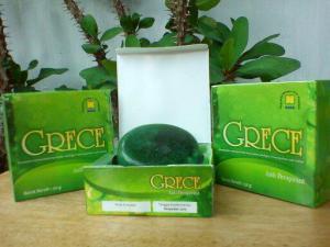 Grece Body Crystal Anti Perspirant Sabun Penghilang Bau Badan