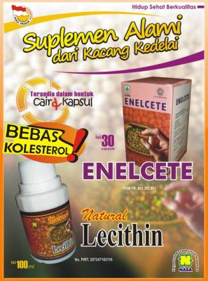 Enelcete ( Lecithin )