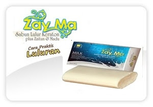 Zay Ma Milk Beauty Soap